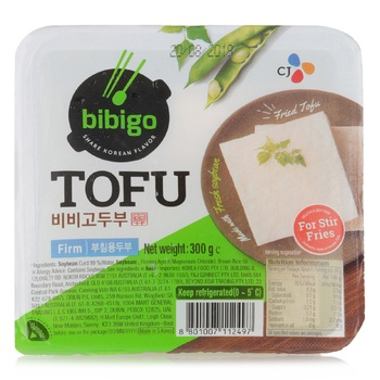 CJ Bibigo Tofu (Firm) 300g