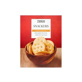Tesco Snackers 200g