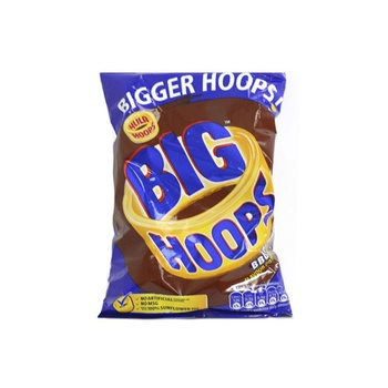 Hula Hoops Potato Rings BBQ Beef 50g