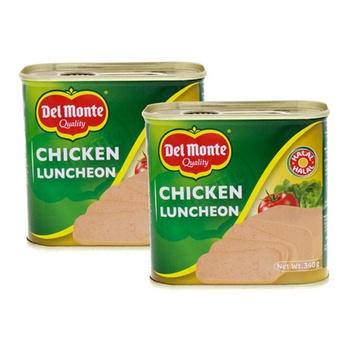 Del Monte Luncheon Meat Beef 2X340g