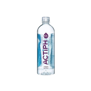 Actiph Alkaline Ionised Water 1 ltr