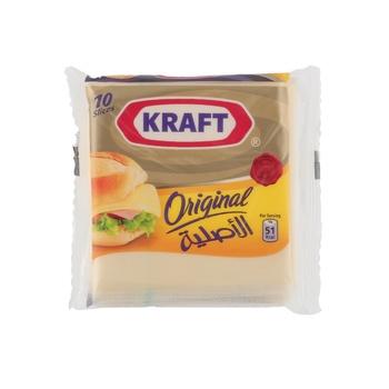 Kraft Single Slices Regular 180g