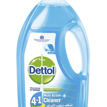Dettol Disinfectant Multi Action Cleaner Aqua 900ml