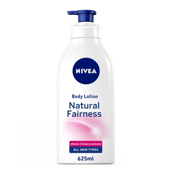 Nivea Care Body Lotion Natural Fairness Dry Skin 625ml @ Special Price