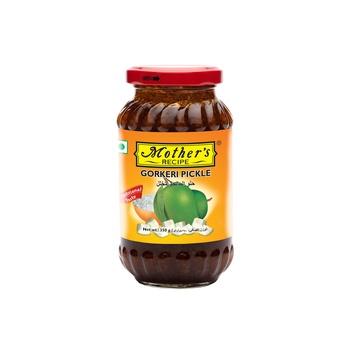Mothers Recipe Guj Gorkeri Mango Pickle 350g