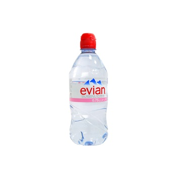 Evian Prestige Natural Mineral Water 330ml