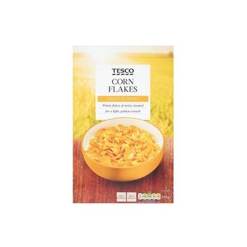 Tesco corn flakes cereal 500g