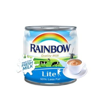 Rainbow evaporated milk light 170ml