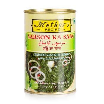Mother Recipe Sarson Ka Saag 450g