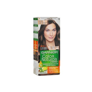 Garnier Color Natural 5.132 Nude Medium Brown