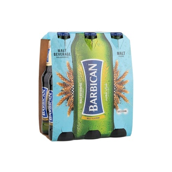 Barbican Beer Malt Flavour 6 x 330 ml
