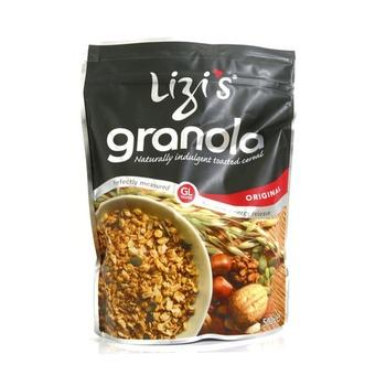 Lizis Granola Cereal Original 500g