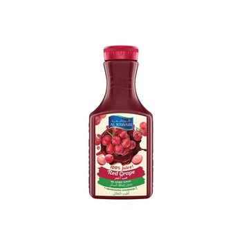 Al Rawabi Red Grape Juice 1.5 ltr