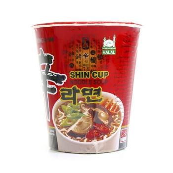 Nongshim Shin Cup Noodle Soup 75g