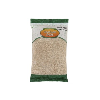 Goodness Foods Urad Dal Washed 500g