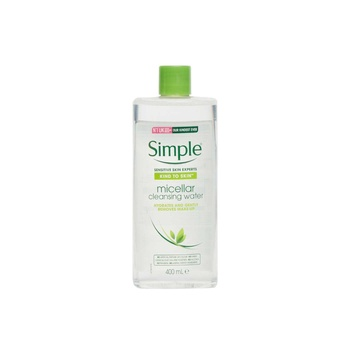 Simple KIND TO SKIN Miscellar Cleansing Water 400 ml