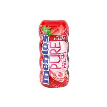 Mentos Pocket Bottles Red Fruit Lim 24g