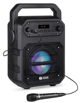 Zoook Bluetooth Speaker with FM/Karaoke/USB