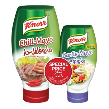 Knorr Mayo Chilli 532ml+266ml @Special Price
