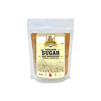 London Superfoods Organic White Sugar Gluten Free 350g