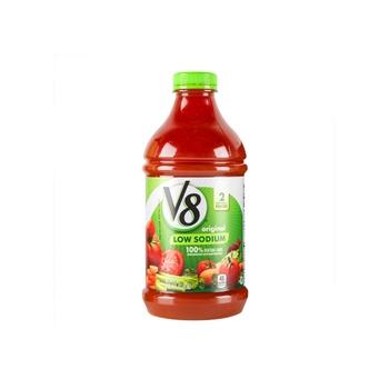 V8® 100% Vegetable Juice Original Low Sodium 46 fl. Oz