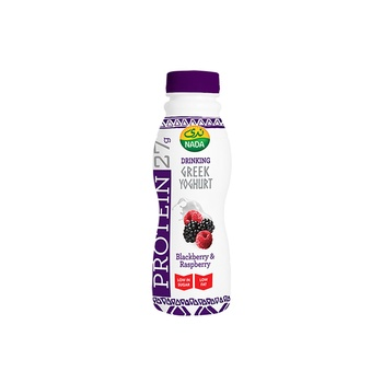 Nada Drinking Greek Yoghurt Blackberry 330ml