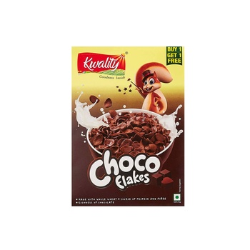 Kwality Choco Flakes Cereal 375g