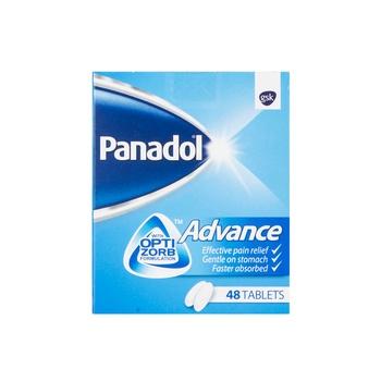 Panadol Advance with Optizorb Formulation 48 Tablets