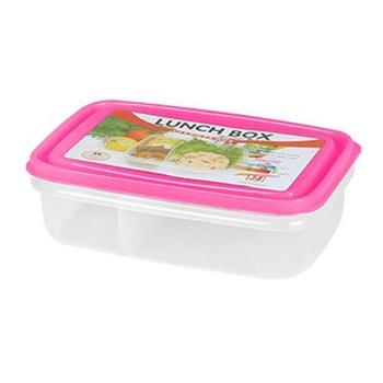 JCJ Lunch Box 0.8L # 1236
