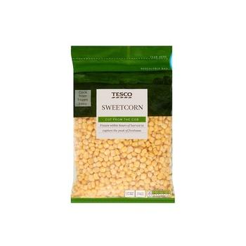 Tesco Sweetcorn 1kg