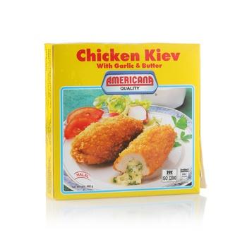 Americana Chicken Kiev 500g