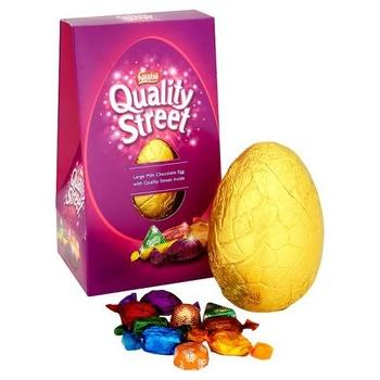 Quality Street Insider Egg 275g
