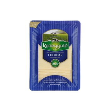 Kerry Gold White Cheese Slices 150g