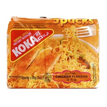 Koka Chicken Noodles 5 X 85g