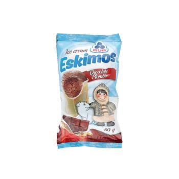 Rude Eskimos Chocolate Plombir Ice Cream