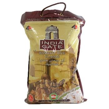 India Gate Basmati Rice Classic 5kg