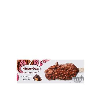 Haagen Dazs S/Bar Choc Almond 80Ml