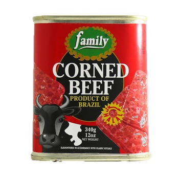Family Corned Beef 340g