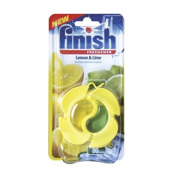 Finish Dishwasher Machine Freshener Lemon