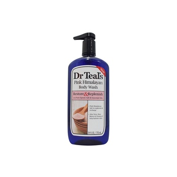 Dr. Teals Epsom Salt Body Wash Pink Himalayan 710ml