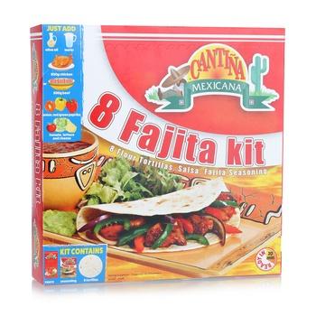 Cantina Mexicana Fajita Dinner 475g