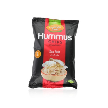 Goodness Foods Hummus Sea Salt 100g