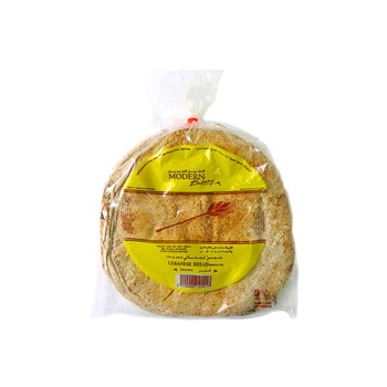 Modern Bakery Lebanese Bread Brown Small Size