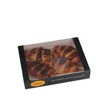Cocoa Hazelnut Filled Croissant 4 Pieces