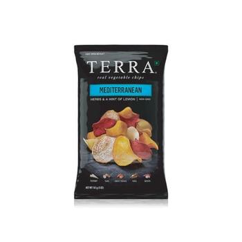 Terra Mediterranean Garlic & Herb 141g @20%Off