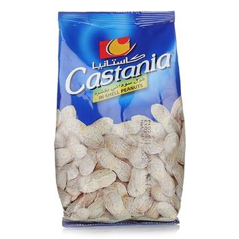 Castania Peanuts In Shell 200G