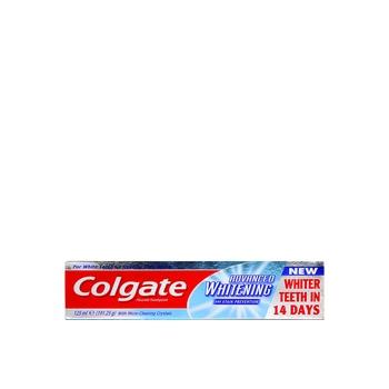 Colgate Toothpaste Advanced Whitening 125ml