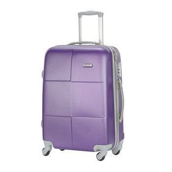 Voyager Trolley Bag 24cm - Purple