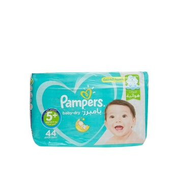 Pampers S5+ 44 Junior Pants
