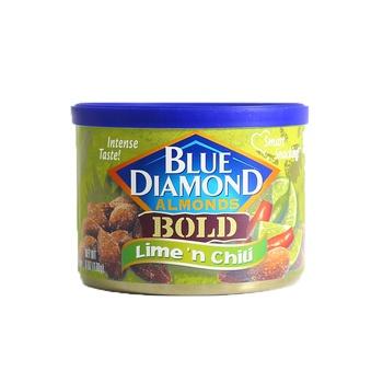 Blue Diamond Almond Lime & Chilly 170g